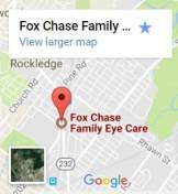 Fox Chase Map